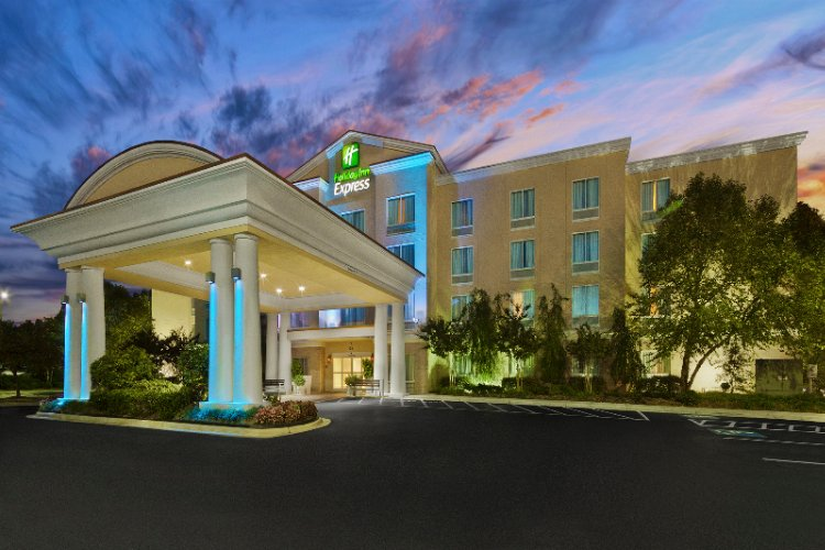 Holiday Inn Express Hotel & Suites Concord 1 of 9