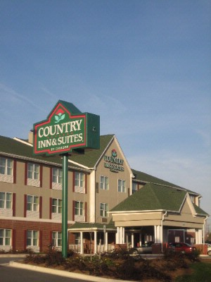 Country Inn & Suites Capitol Heights Hotel Exterior