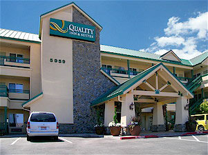 Quality Inn & Suites 1 of 9