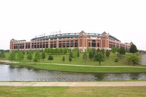 Ameriquest Field-Home Of The Texas Rangers 9 of 16