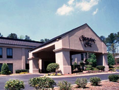 Hampton Inn Peachtree City Hotel Exterior