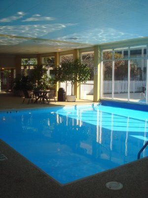 Indoor Pool Area 6 of 7