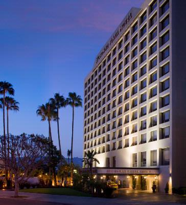 Crowne Plaza Beverly Hills Los Angeles Ca 1150 South