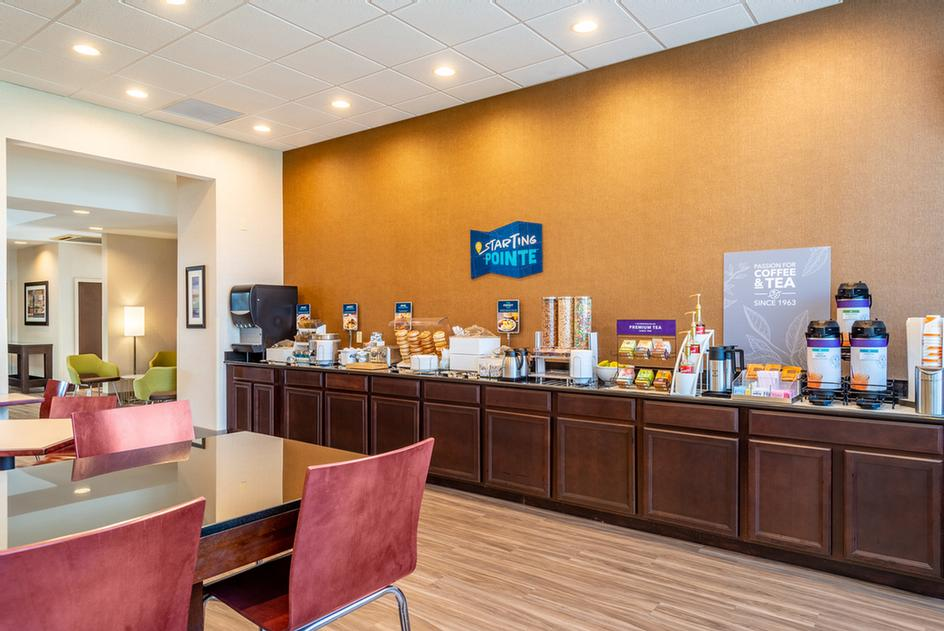 Image of Comfort Inn Harrisonburg