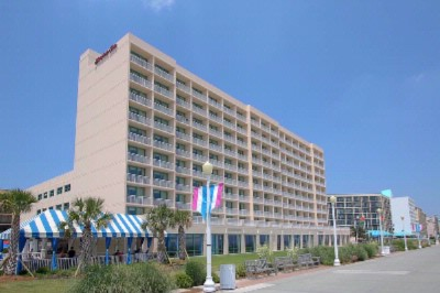 Hampton Inn Oceanfront South 1 of 16