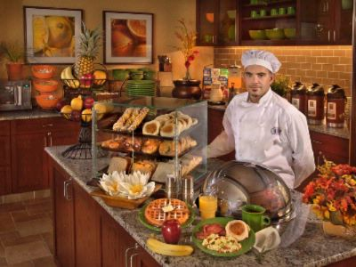 Complimentary Hot Breakfast Buffet 7 of 14