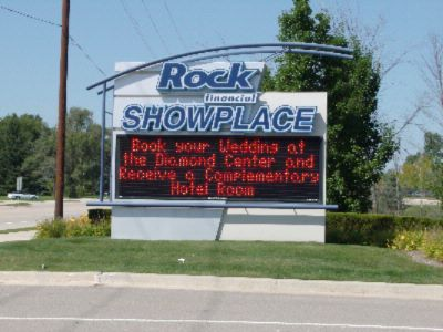 Rock Financial Showplace Conference Center (2mi From Hotel) 28 of 31