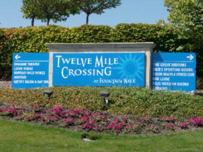 12 Mile Crossing Shopping Center (2mi From Hotel) 30 of 31