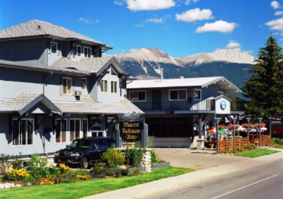 Image of Mount Robson Inn