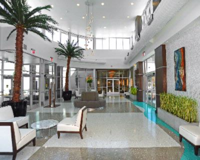 Oasis Convention Center Lobby 12 of 17