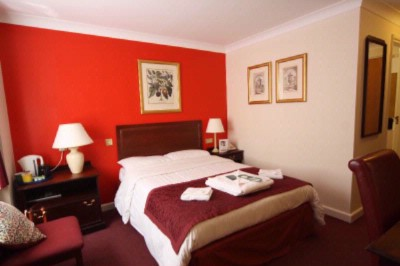 Quality Hotel Dudley Double Room