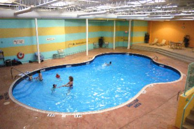 Enjoy A Swim In Our Pool The Largest In Belleville 6 of 10