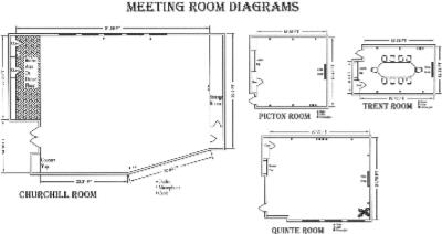 A Meeting Room To Host From 1 To 120 People. 8 of 10