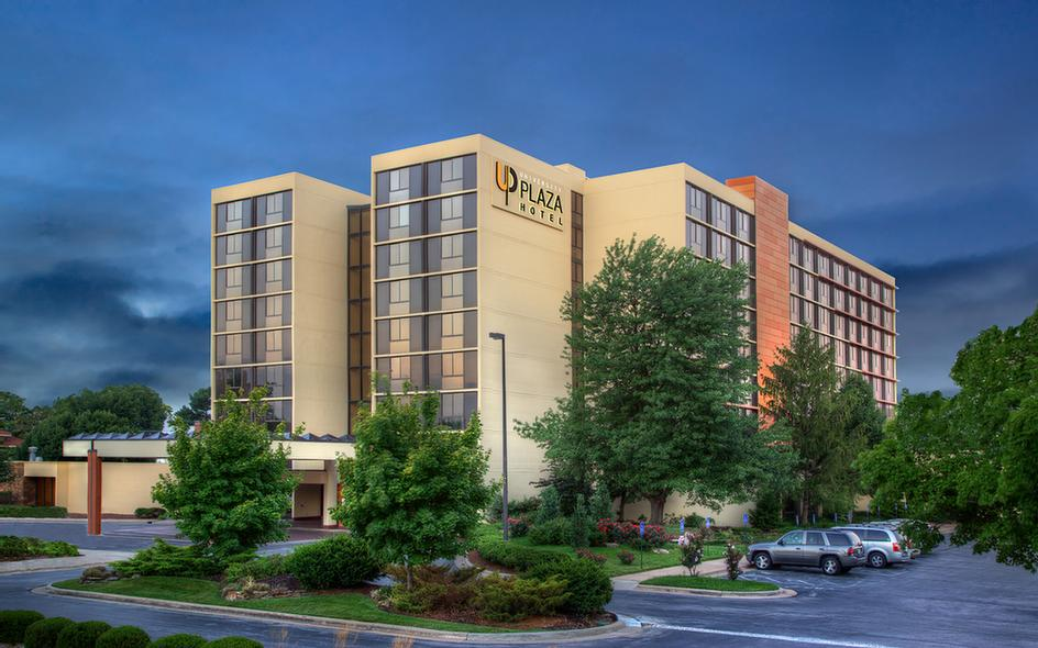 Image of University Plaza Hotel
