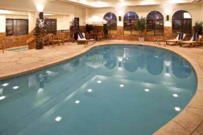 Indoor Pool & Whirlpool 3 of 14