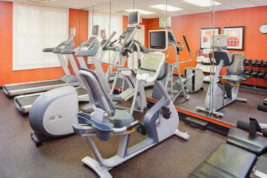 24 Hour Access To Fitness Center 9 of 12