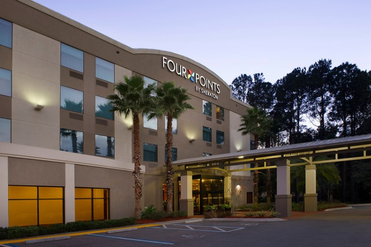Four Points by Sheraton Baymeadows 1 of 11