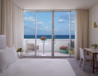Shore Club Ocean Front Guest Room 5 of 9