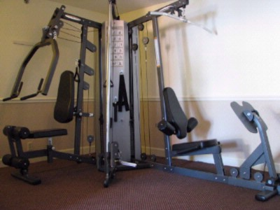 Fitness Center -New Ho Me Gym Ellipticals Treadmills Etc 15 of 18