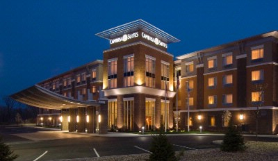 Cambria Suites Akron Canton Airport 1 of 10