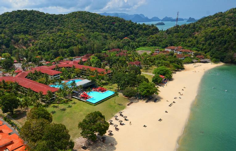Holiday Villa Langkawi -Aerial View 2 of 14