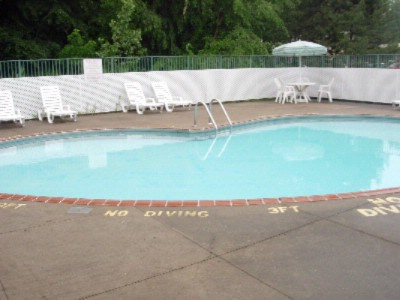 Americas Best Value Inn Exterior Pool