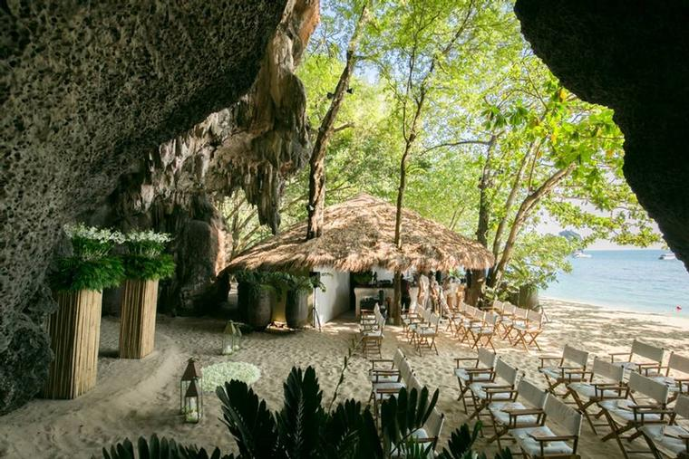 Wedding Ceremony At The Grotto 2 of 11