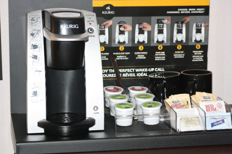 Keurig Coffee Machine In All Rooms 10 of 17