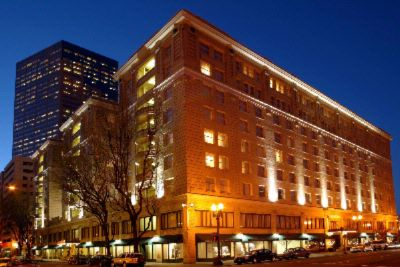 Image of Embassy Suites Hotel Portland Downtown