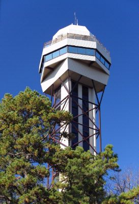Hot Springs Mountain Tower Located Just 9 Miles From Staybridge Suites 22 of 22