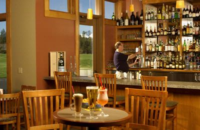 Big Meadow Clubhouse Bar At Black Butte Ranch Oregon 21 of 30