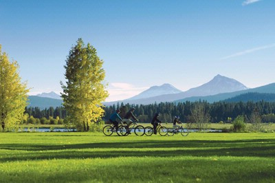 Black Butte Ranch Has 18 Miles Of Bike Paths And Marin Stinson Comfort Bikes For Rent At The Glaze Meadow Rental Shop. 26 of 30