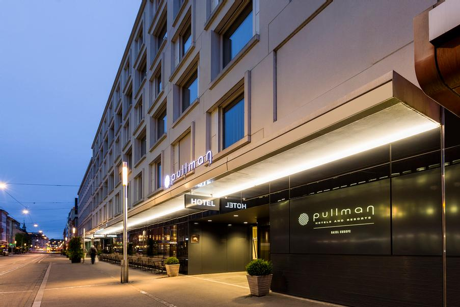 Pullman Basel Europe Hotel 1 of 18
