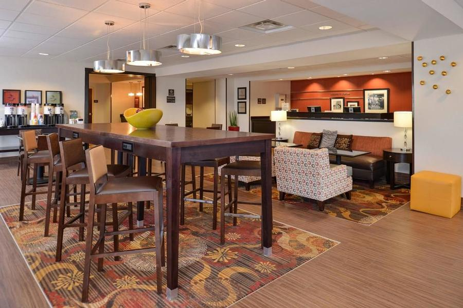Relax In Our Lobby Which Features Many Comfortable Seating Options. 4 of 8