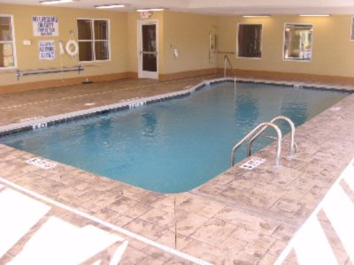 Our Indoor Heated Pool 7 of 13
