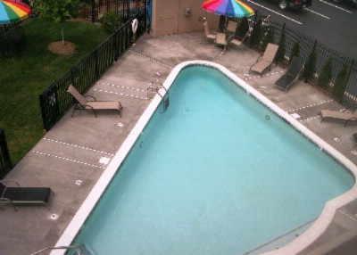 Pool From Above La Quinta Louisville 4 of 18