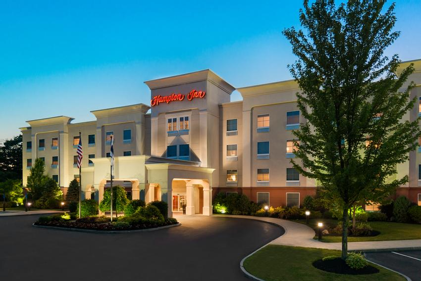 Hampton Inn Boston Bedford Burlington 1 of 29