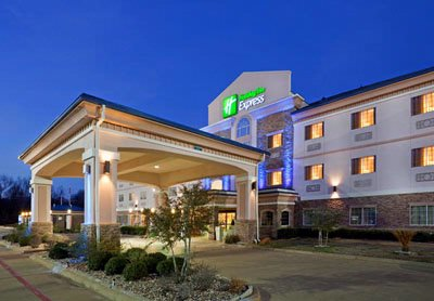Holiday Inn Express Palestine 1 of 5