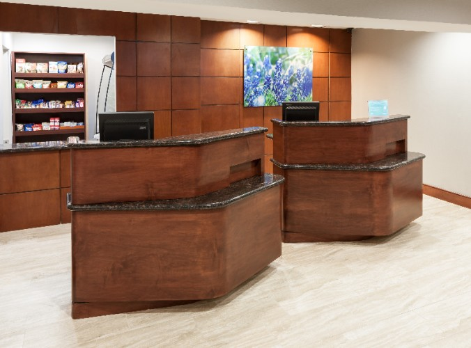 Front Desk 14 of 20