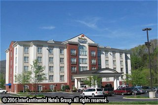 Holiday Inn Express & Suites Chattanooga Lookout Mtn 1 of 9