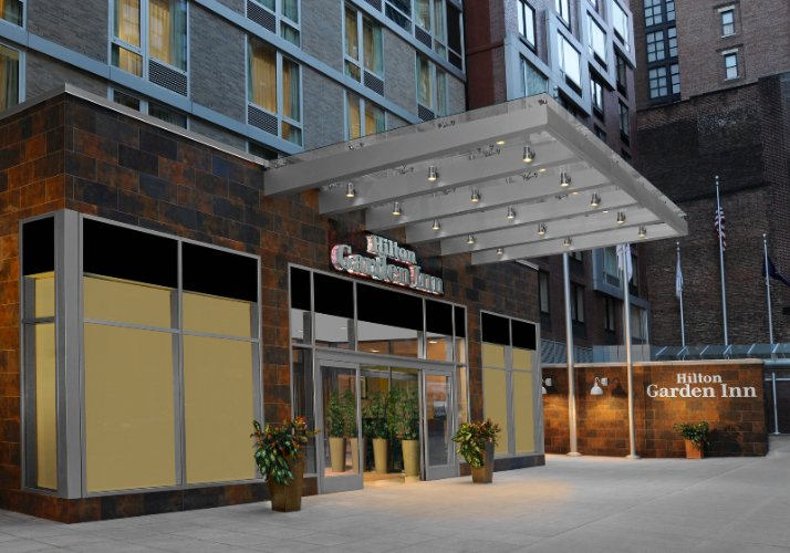 Image of Hilton Garden Inn New York / West 35th Street