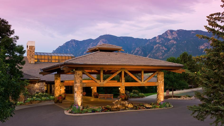 Image of Cheyenne Mountain Resort