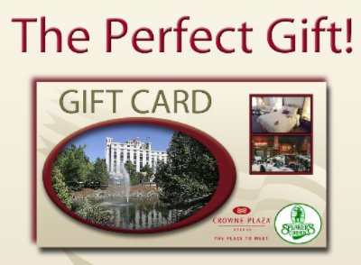 Anytime Is A Great Time To Give The Crowne Plaza Gift! 11 of 31