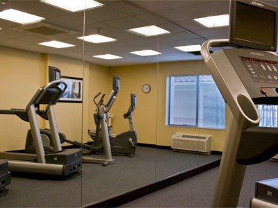 Springhill Suites Hotel Fitness Center 15 of 18