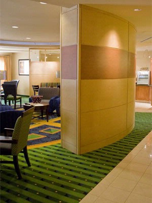 Springhill Suites Hotel Lobby 5 of 18