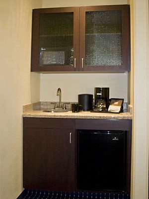Springhill Suites Hotel Inroom Pantry 10 of 18