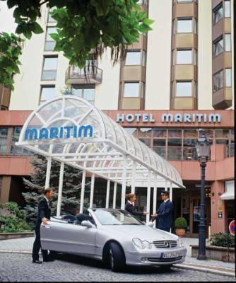 Image of Maritim Hotel Bad Homburg