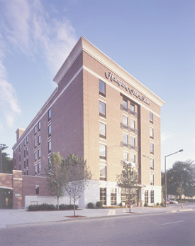 Image of Hampton Inn & Suites Downtown Knoxville
