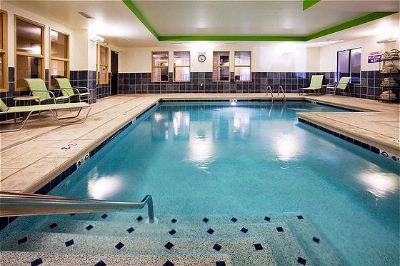 Have Fun In Our Indoor Heated Saltwater Pool 6 of 13