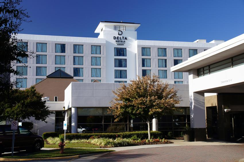 Delta Hotels By Marriott Chesapeake Exterior 2 of 11